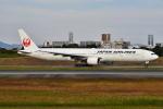 md11jbirdさんが、伊丹空港で撮影した日本航空 777-346の航空フォト(写真)
