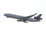 kix-boobyさんが、関西国際空港で撮影したルフトハンザ・カーゴ MD-11Fの航空フォト(写真)