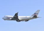 kix-boobyさんが、関西国際空港で撮影したシルクウェイ・ウェスト・エアラインズ 747-4H6F/SCDの航空フォト(写真)