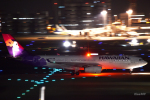 kina309さんが、羽田空港で撮影したハワイアン航空 A330-243の航空フォト(写真)