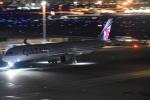 renseiさんが、羽田空港で撮影したカタール航空 A350-941XWBの航空フォト(写真)