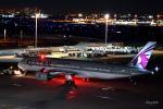 kina309さんが、羽田空港で撮影したカタール航空 A350-941XWBの航空フォト(写真)