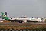 Teddyさんが、成田国際空港で撮影したエバー航空 A330-302の航空フォト(写真)
