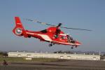 go44さんが、名古屋飛行場で撮影した名古屋市消防航空隊 AS365N3 Dauphin 2の航空フォト(写真)