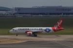 しかばねさんが、クアラルンプール国際空港で撮影したエアアジア A320-216の航空フォト(写真)