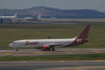 しかばねさんが、クアラルンプール国際空港で撮影したバティク・エア 737-9GP/ERの航空フォト(写真)