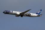 sin747さんが、成田国際空港で撮影した全日空 787-9の航空フォト(飛行機 写真・画像)
