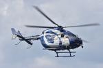 蒼い鳩さんが、福井空港で撮影した徳島県消防防災航空隊 BK117C-2の航空フォト(写真)