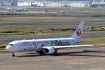 funi9280さんが、羽田空港で撮影した日本航空 767-346/ERの航空フォト(飛行機 写真・画像)