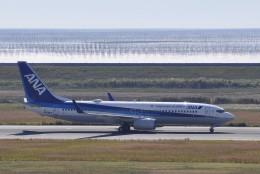 ワイエスさんが、佐賀空港で撮影した全日空 737-881の航空フォト(飛行機 写真・画像)