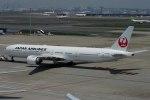 485k60さんが、羽田空港で撮影した日本航空 777-346/ERの航空フォト(飛行機 写真・画像)