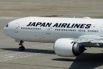 485k60さんが、羽田空港で撮影した日本航空 777-346/ERの航空フォト(写真)