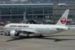 485k60さんが、羽田空港で撮影した日本航空 777-246/ERの航空フォト(写真)