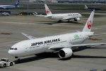 485k60さんが、羽田空港で撮影した日本航空 777-246/ERの航空フォト(飛行機 写真・画像)
