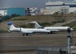 485k60さんが、羽田空港で撮影した不明 G500/G550 (G-V)の航空フォト(写真)