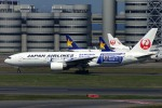 485k60さんが、羽田空港で撮影した日本航空 777-246の航空フォト(飛行機 写真・画像)