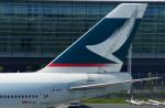 485k60さんが、羽田空港で撮影したキャセイパシフィック航空 747-467の航空フォト(飛行機 写真・画像)