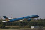 ☆ライダーさんが、成田国際空港で撮影したベトナム航空 A350-941XWBの航空フォト(写真)