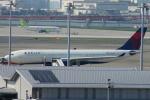 485k60さんが、羽田空港で撮影したデルタ航空 A330-223の航空フォト(写真)