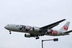 funi9280さんが、福岡空港で撮影した日本航空 767-346/ERの航空フォト(写真)
