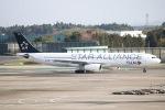 mitsuru1さんが、成田国際空港で撮影したタイ国際航空 A330-343Xの航空フォト(写真)