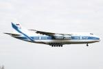 mitsuru1さんが、成田国際空港で撮影したヴォルガ・ドニエプル航空 An-124-100 Ruslanの航空フォト(写真)
