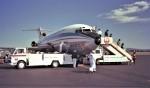 ハミングバードさんが、名古屋飛行場で撮影した大韓航空 727-281の航空フォト(写真)