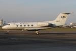 MOR1(新アカウント)さんが、名古屋飛行場で撮影した国土交通省 航空局 G-1159 Gulfstream IIの航空フォト(写真)