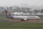 プルシアンブルーさんが、仙台空港で撮影したハワイアン航空 767-33A/ERの航空フォト(写真)