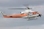 MOR1(新アカウント)さんが、福井空港で撮影した和歌山県防災航空隊 412EPの航空フォト(写真)