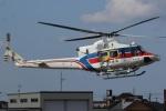 MOR1(新アカウント)さんが、福井空港で撮影した国土交通省 地方整備局 412EPの航空フォト(写真)