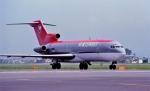 ハミングバードさんが、名古屋飛行場で撮影したノースウエスト航空 727-200の航空フォト(写真)