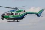 MOR1(新アカウント)さんが、福井空港で撮影した兵庫県消防防災航空隊 BK117C-2の航空フォト(写真)