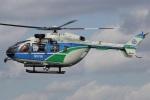 MOR1(新アカウント)さんが、福井空港で撮影した福井県防災航空隊 BK117C-2の航空フォト(写真)