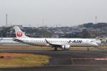 おみずさんが、高知空港で撮影したジェイ・エア ERJ-190-100(ERJ-190STD)の航空フォト(写真)