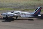 MOR1(新アカウント)さんが、福井空港で撮影した日本個人所有 PA-34-200T Seneca IIの航空フォト(写真)