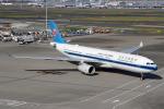 Echo-Kiloさんが、羽田空港で撮影した中国南方航空 A330-343Xの航空フォト(写真)