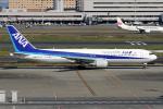 Echo-Kiloさんが、羽田空港で撮影した全日空 767-381/ERの航空フォト(写真)