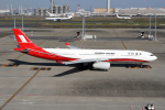 Echo-Kiloさんが、羽田空港で撮影した上海航空 A330-343Xの航空フォト(写真)