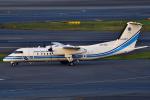 HISAHIさんが、羽田空港で撮影した海上保安庁 DHC-8-315Q MPAの航空フォト(写真)