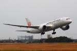 おみずさんが、高知空港で撮影した日本航空 787-8 Dreamlinerの航空フォト(写真)