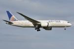 Izumixさんが、成田国際空港で撮影したユナイテッド航空 787-8 Dreamlinerの航空フォト(写真)