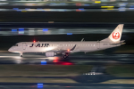 Cozy Gotoさんが、羽田空港で撮影したジェイ・エア ERJ-190-100(ERJ-190STD)の航空フォト(写真)