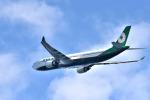 we love kixさんが、関西国際空港で撮影したエバー航空 A330-302の航空フォト(写真)
