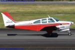 Chofu Spotter Ariaさんが、静岡空港で撮影した日本個人所有 E33 Bonanzaの航空フォト(飛行機 写真・画像)