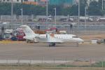 AkilaYさんが、珠海金湾空港で撮影したボンバルディア・エアロスペース CL-600-2B16 Challenger 650の航空フォト(写真)