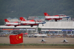 AkilaYさんが、珠海金湾空港で撮影した中国人民解放軍 空軍 JL-8の航空フォト(写真)