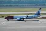 k-spotterさんが、ウィーン国際空港で撮影したノルウェー・エアシャトル 737-8JPの航空フォト(写真)
