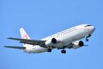 mojioさんが、那覇空港で撮影した日本トランスオーシャン航空 737-446の航空フォト(写真)