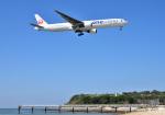 mojioさんが、那覇空港で撮影した日本航空 777-346の航空フォト(写真)